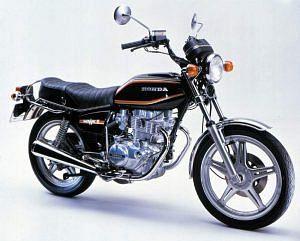 Honda CB 400T (1978)