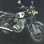 Honda CB450 Four (1967-68)