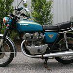 Honda CB450K (1969-70)
