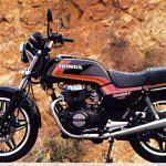 Honda CB450T (1982)