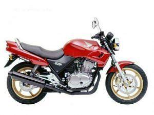 Honda CB500 (1998-00)