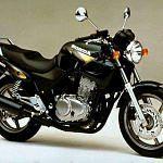Honda CB 500E (1993-94)