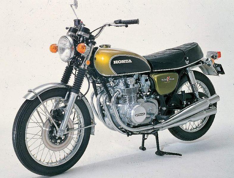 Honda CB 500 Super Sport (1971)
