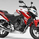 Honda CB500F (2015)