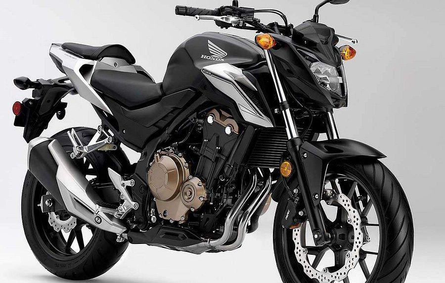 Honda CB500F 2016 (2016)