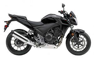 Honda CB500F (2013)
