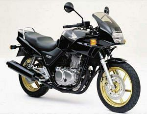 Honda CB 500S (1997-98)