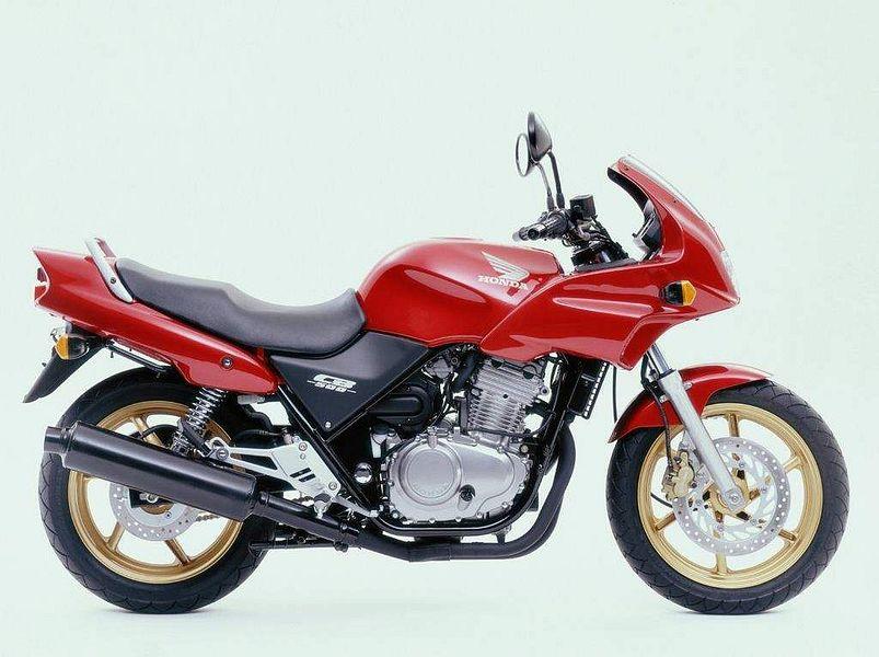 Honda CB 500S (1999-00)