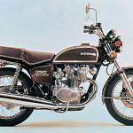 Honda CB500T (1977-78)