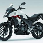 Honda CB 500x (2013-14)
