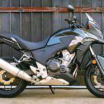 Honda CB 500x (2015-16)
