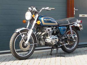 Honda CB550 F (1978)