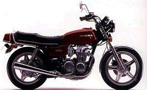 Honda CB650 1979 (1978-79)
