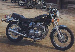 Honda CB650Z (1980-82)