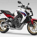 Honda CB 650F (2014-15)