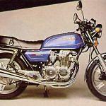 Honda CB650Z (1979-82)