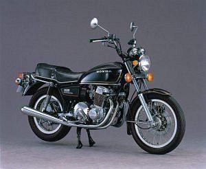 Honda CB750F (1976-77)
