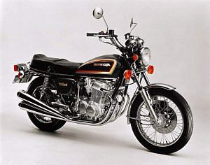 Honda CB750KZ (1977-78)