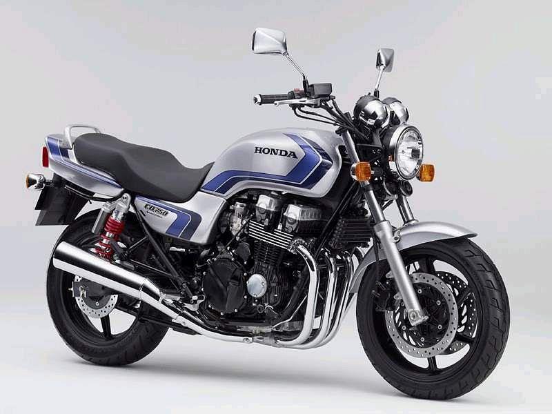 Honda CB750F (2007)