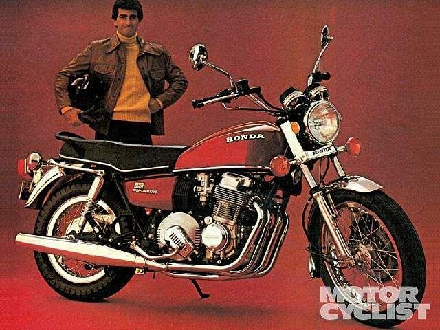 Honda CB750F (1975)