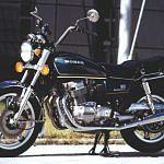 Honda CB750F (1978)