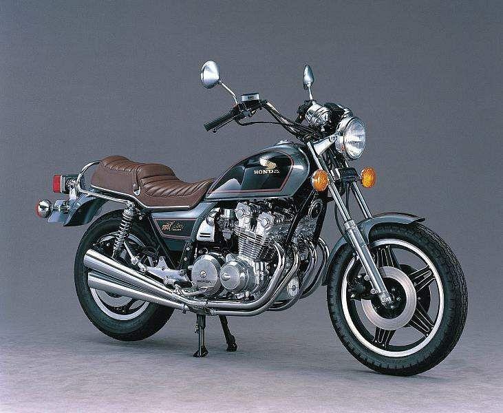 Honda CB 750C (1980-1982)