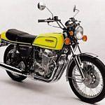 Honda CB 750 Super Sport (1975-76)
