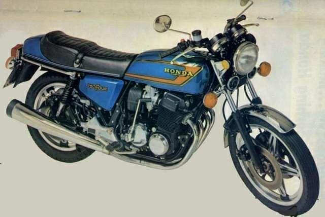 Honda CB 750F2 (1978)