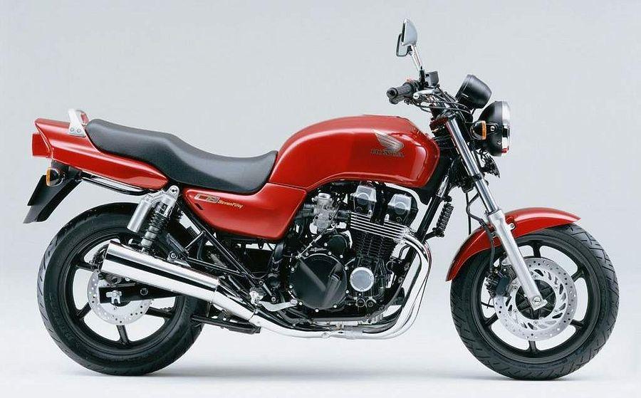 Honda CB 750F2 (1996-99)