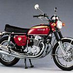 Honda CB750 bike (1969)