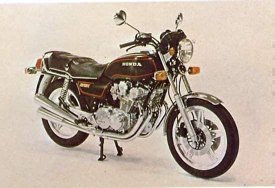 Honda CB750K (1980-81)