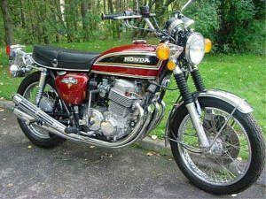 Honda CB 750K (1976)