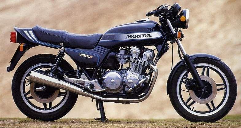 Honda CB900F (1980)
