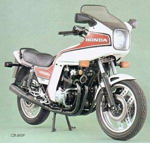 Honda CB900F2 (1982)