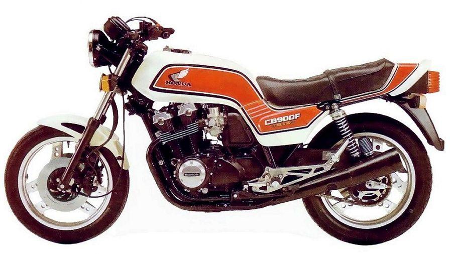 Honda CB900F (1983)