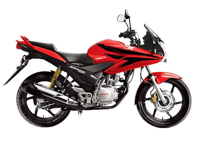 Honda CBF125 (2009-10)