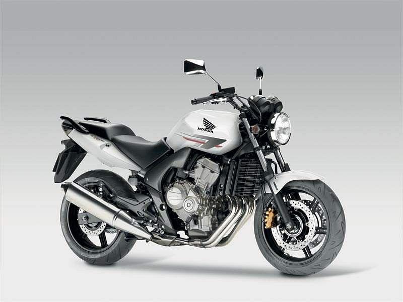 Honda CBF600 (2010-11)