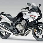 Honda CBF600S (2010-11)