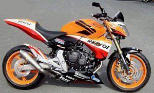 Honda CBF 600 (2007)