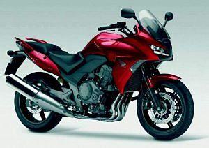 Honda CBF 1000 (2011-12)