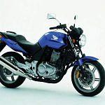 Honda CBF500 (2008-09)