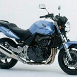 Honda CBF600 (2004-05)