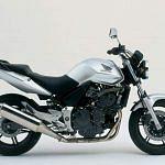 Honda CBF600 (2006-07)