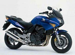 Honda CBF 600 (2006-07)