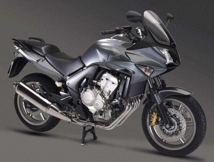 Honda CBF600 (2008-09)