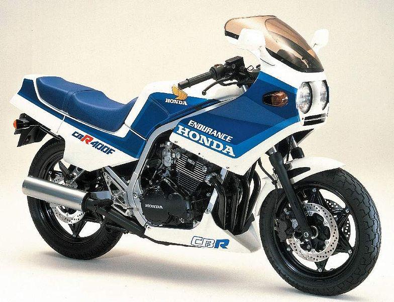 Honda CBR400F Endurance F3 (1985)