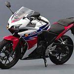Honda CBR400RR (2015-16)
