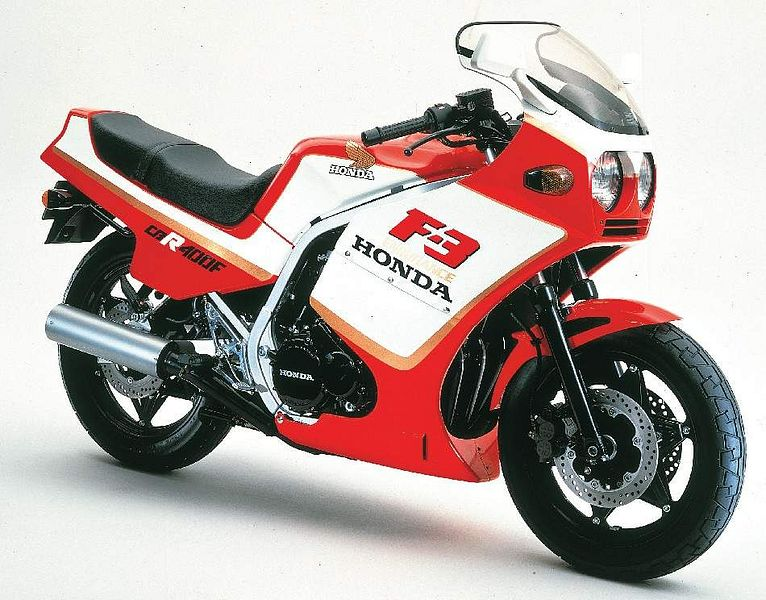 Honda CBR400F Endurance F3 (1984)