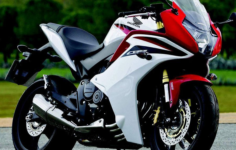 Honda CBR600F4i (2011)