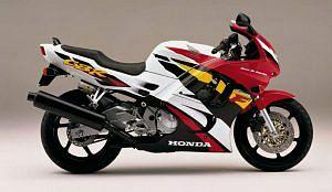 Honda CBR600F3 (1996)